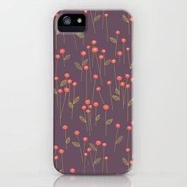 Eleni iPhone Case