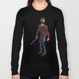 Joel The last of us Long Sleeve T-shirt