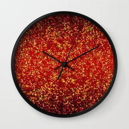 Glitter Graphic G132 Wall Clock