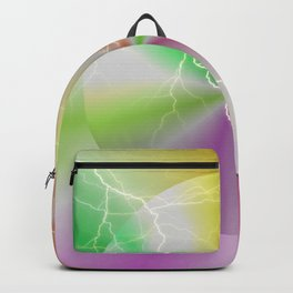 Electric Lollipop Backpack