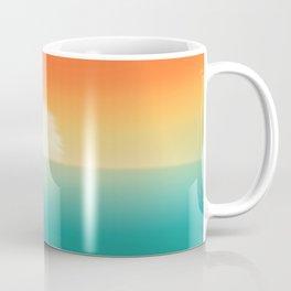 Into the horizon Coffee Mug
