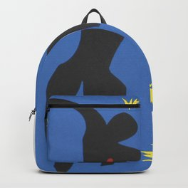 Henri Matisse, Icarus (Icare) from Jazz Collection, 1947, Artwork, Men, Women, Youth Backpack