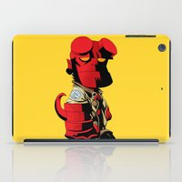 daenerys iPad Cases featuring The Hero From Hell by bimorecreative