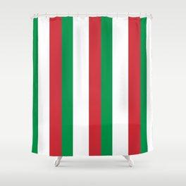 Flag of Italy 3-Italy,Italia,Italian,Latine,Roma,venezia,venice,mediterreanean,Genoa,firenze Shower Curtain