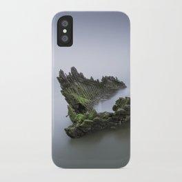 Ship Wreck iPhone Case