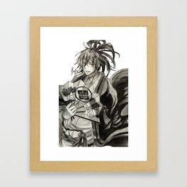 Kumo Tenka Framed Art Print