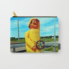 Fishermen's Mascot Carry-All Pouch