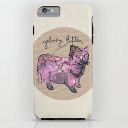 Galaxy Kitten iPhone Case