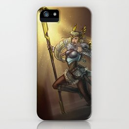 The Valkyrie iPhone Case