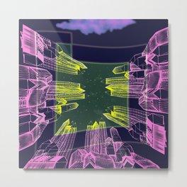 Stellar Area 01-08-16 Metal Print