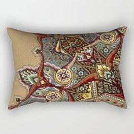 Arabian Ornament Rectangular Pillow