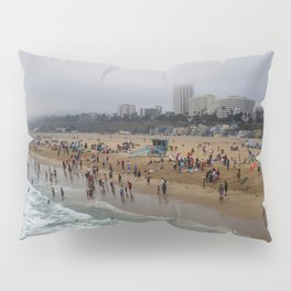Santa Monica . Pillow Sham