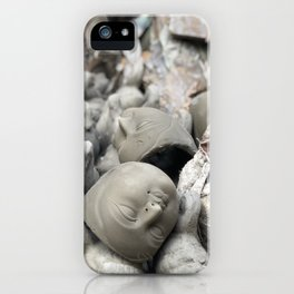 Losing my Head iPhone Case