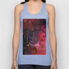 Lost in Spaced Unisex Tank Top