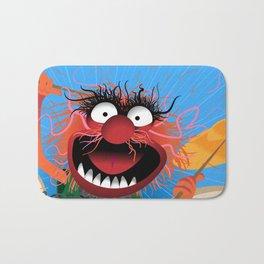 Animal Muppets' Drummer Bath Mat