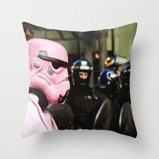 Empire vs. Empire Throw Pillow
