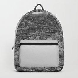 Fog mountains Backpack