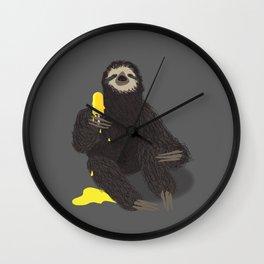 Slowmo Wall Clock