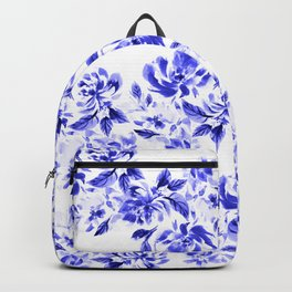 Blue Lya Backpack