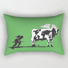 The Big Caw Rectangular Pillow