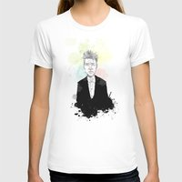 lynch T-shirts featuring David Lynch by suPmön