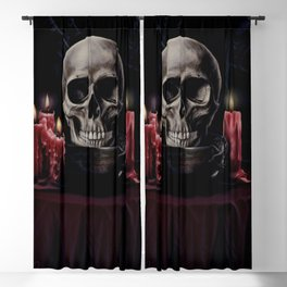 GUEST FOR DINNER Blackout Curtain