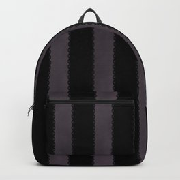 Gothic Stripes Backpack