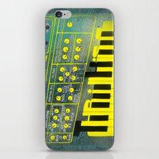 Futuretro Space iPhone & iPod Skin