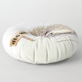 Hughog Floor Pillow