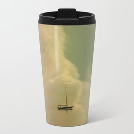 Once Upon a Time a Little Boat Travel Mug