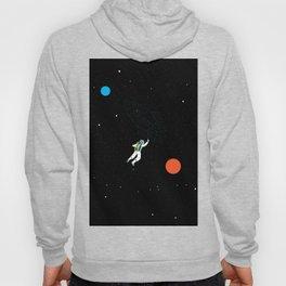 Trazos espaciales Hoody