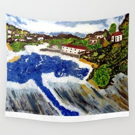 Smugglers  Cove  Wall Tapestry