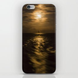I'll Sail Away iPhone Skin