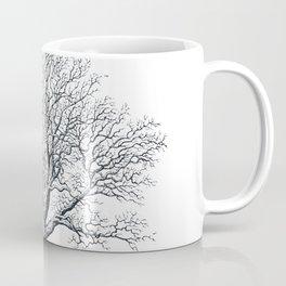 Antique Tree Illustration II Coffee Mug