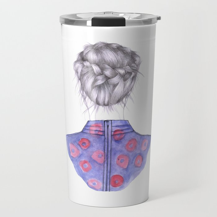 Braid Travel Mug