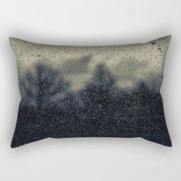 Rainy Night in Georgia Rectangular Pillow