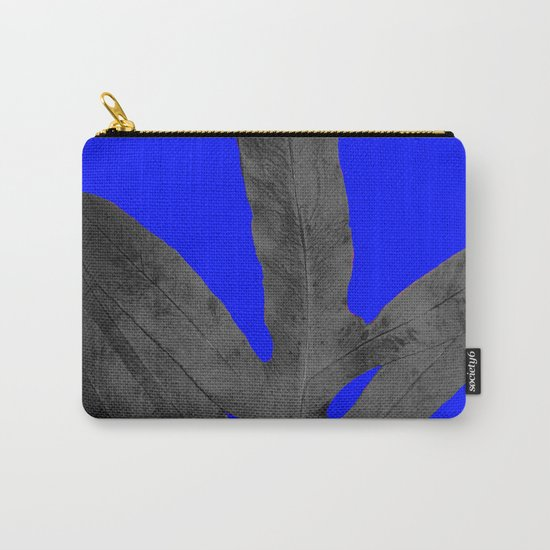 Cooler Nights, October Fern Carry-All Pouch