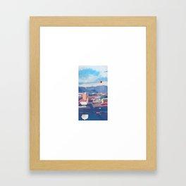 HT Framed Art Print