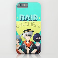 Raid Coachella iPhone 6 Slim Case