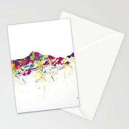 Eiger/Mönch/Jungfrau SWISS mountainsplash Stationery Cards