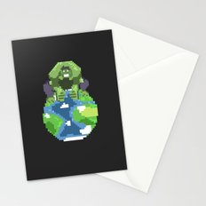 The World Breaker Stationery Cards
