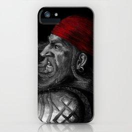 Dwarf vs. Hook Horror  iPhone Case