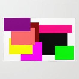 Colour Squares Rug