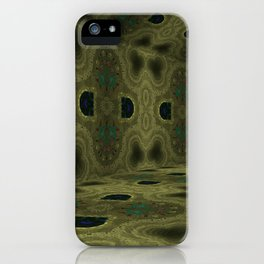 Iconic Hollows 13 iPhone Case
