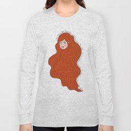 I'm not my hair! Long Sleeve T-shirt