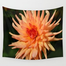 A Radiant Beauty Wall Tapestry