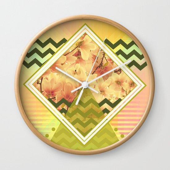try 2 Wall Clock