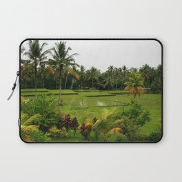 Bali - Rice Fields Laptop Sleeve