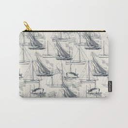 sailing the seas mode Carry-All Pouch