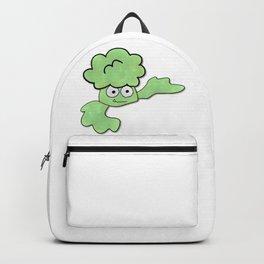 Smiling Broccoli Backpack